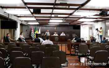 Câmara Municipal de Jaboticabal aprova reajuste dos servidores públicos municipais - Rádio 101FM