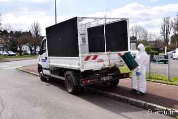"Coronavirus. La ville de Marcq-en-Baroeul décide de nettoyer ""en profondeur"" son mobilier urbain - actu.fr"