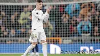 La fortuna que le pide Real Madrid a Manchester United por Federico Valverde - TyC Sports