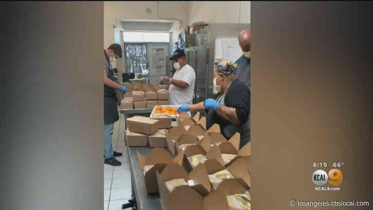 Coronavirus: TV Studios Donate Medical Supplies Used In Shows, 15K Meals To Local Hospitals