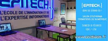 Salon Studyrama Sup'Alternance CITÉ des échanges Marcq-en-Baroeul 8 février 2020 - Unidivers