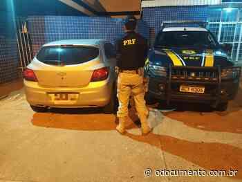 05:41 PRF recupera veículo em Pontes e Lacerda-MT - O Documento