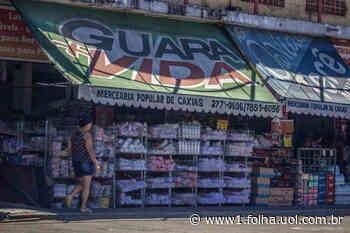 Na Baixada Fluminense, Duque de Caxias é o único município que se nega a fechar comércio - Folha de S.Paulo