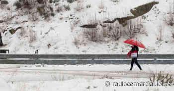Neve: IP4 e estradas de Cinfães e Resende encerradas - Rádio Comercial