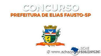 Concurso Elias Fausto-SP 2020: Sai edital para Guarda Municipal - Ache Concursos