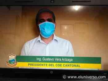 Alcalde de cantón Gualaceo, Gustavo Vera, con coronavirus - El Universo