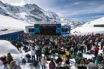 Kleine Scheidegg – Zweitletzte Snowpenair-Ausgabe wird zur letzten - BZ Thuner Tagblatt