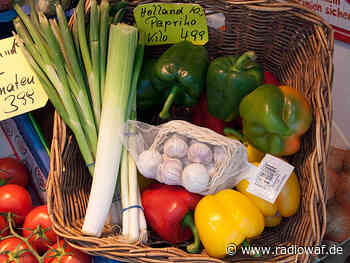 Tafel in Sendenhorst bringt Lebensmittelpakete - Radio WAF