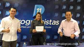 Ruth Lopes é pré-candidata a prefeita de Senador Canedo pelo Progressistas - Jornal Opção