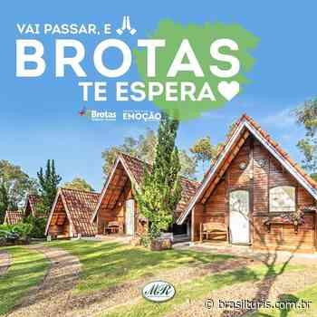 Brotas lança campanha de incentivo para turistas; conheça - Brasilturis Jornal