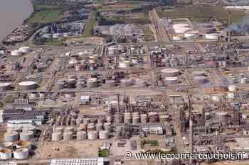 Notre-Dame-de-Gravenchon. Des cas de Covid-19 chez ExxonMobil, la plateforme tourne au ralenti - Le Courrier Cauchois