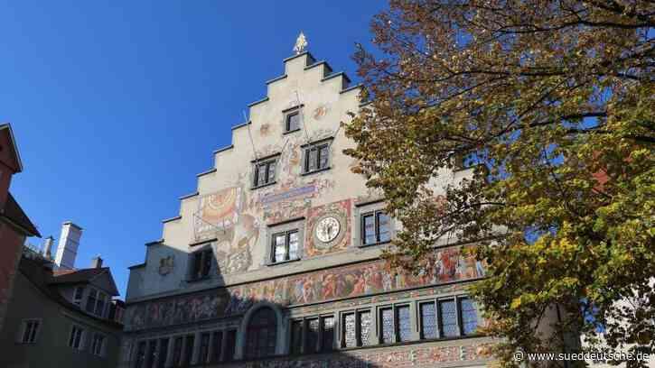 Richterin wird Oberbürgermeisterin von Lindau - Süddeutsche Zeitung