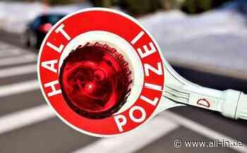 Alkoholisiert: Kontrolle in Lindau: Betrunkener Mann(46) flüchtet mit Zweitschlüssel vor Polizeikontrolle - Lindau - all-in.de - Das Allgäu Online!