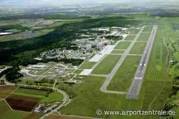 Flughafen Karlsruhe / Baden-Baden leiht dem Krankenhaus Karlsruhe 1.000 Gepäckanhänger - airportzentrale.de