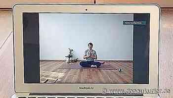 Hilpoltstein: Das eigene Wohnzimmer als Yoga-Studio - Immer mehr Kursangebote werden ins Internet verlegt - Hilpoltsteiner Musikschule startet 'Online-Schülerbühne' - donaukurier.de
