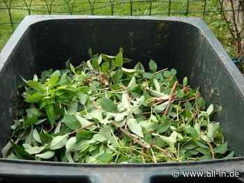 Natur: ZAK macht aus jährlich 50.000 Tonnen Grünabfällen Kompost - all-in.de - Das Allgäu Online!