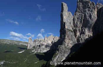 Donnafugata e l'arrampicata sulla Torre Trieste, il film di Manrico dell'Agnola online per tutti - PlanetMountain
