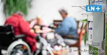 Gefahr durch Corona - Altenheim in Tornesch: Fast jede zweite Pflegekraft infiziert - Lübecker Nachrichten
