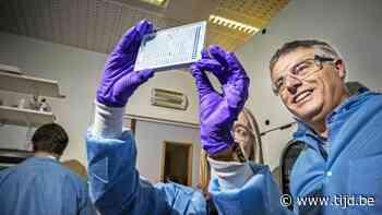 De griezelige efficiëntie van het coronavirus - De Tijd