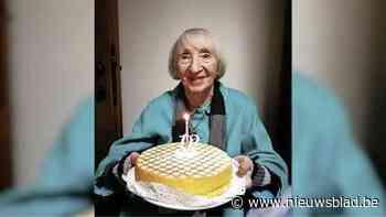 """102-jarige vrouw overleeft coronavirus: """"Hoop voor alle oude... - Het Nieuwsblad"""