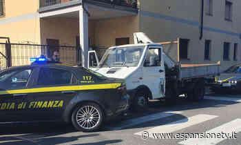 Scappa all'alt della Finanza. Arrestato a Mozzate dopo una rocambolesca fuga – Espansione TV - Espansione TV