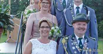 Stadtschützenfest Lügde zu Gast in Falkenhagen - Lippische Landes-Zeitung