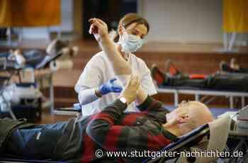 Blutspendetermin in Kernen - Neue Ruhe an den Spenderliegen - Stuttgarter Nachrichten