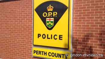 Listowel man charged after allegedly dragging OPP officer with vehicle - CTV News London