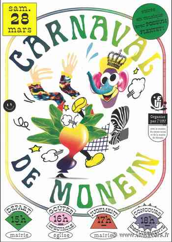 Carnaval 28 mars 2020 - Unidivers