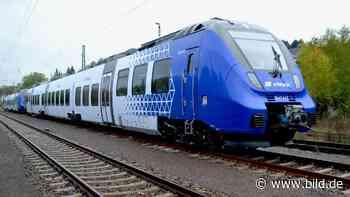 Homburg/Illingen: Neue Züge unterwegs: Jetzt VLEXXt es im Saarland - BILD