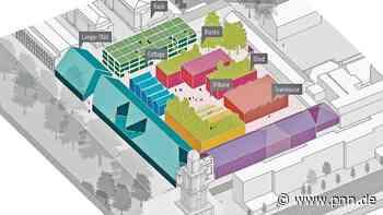 Wettbewerb für Gestaltung gestartet : Erster Bauantrag für Kreativquartier noch 2020 - Potsdam - Startseite - Potsdamer Neueste Nachrichten