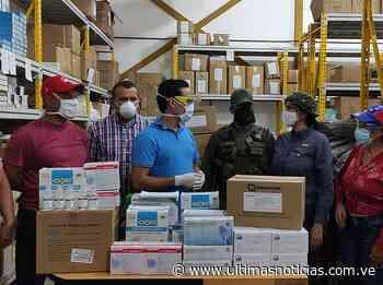 Llegan medicamentos al hospital de Porlamar - Últimas Noticias