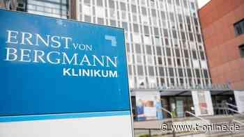 Bergmann-Klinikum in Potsdam für Neuaufnahmen geschlossen - t-online.de