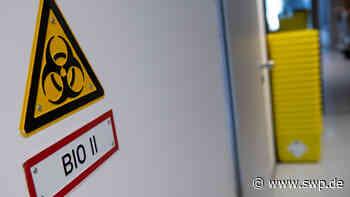 Coronavirus Ehingen: Erste Corona-Patientin im Alb-Donau Klinikum Ehingen verstorben - SWP