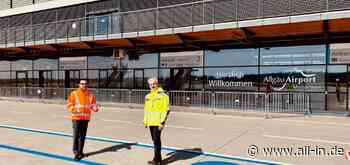Einschränkungen: Flüge am Memminger Flughafen nur noch nach Voranmeldung - all-in.de - Das Allgäu Online!