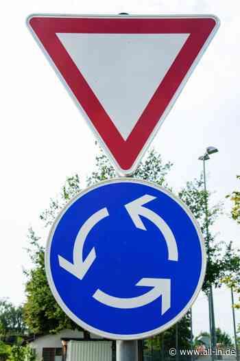 Kreisverkehr: Auf Kreuzung Buxacher Straße/Frundsbergstraße in Memmingen entsteht neuer Kreisel - Memmingen - all-in.de - Das Allgäu Online!