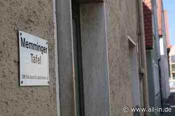 Coronavirus: Keine Essensausgabe mehr: Memminger Tafel schließt vorübergehend - all-in.de - Das Allgäu Online!