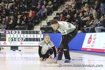 View from the hack -- Portage la Prairie embraces curling craze - Brandon Sun