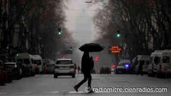 Hay alerta meteorológica para Buenos Aires por lluvias y tormentas fuertes - Radio Mitre