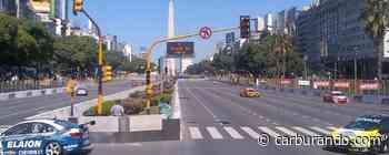 Callejero: cuando el Súper TC2000 vistió a Buenos Aires de fiesta - carburando.com
