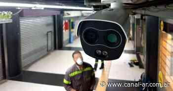Instalan cámaras térmicas Dahua en el subte de Buenos Aires - CanalAR