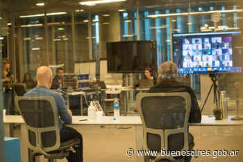 El Gobierno porteño realizó una reunión de gabinete virtual - buenosaires.gob.ar