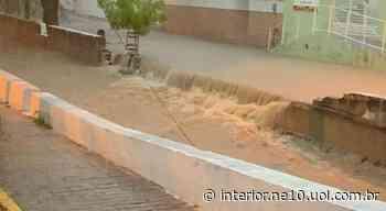 Chuvas fortes causam transtornos em Arcoverde e Águas Belas; veja vídeos - NE10
