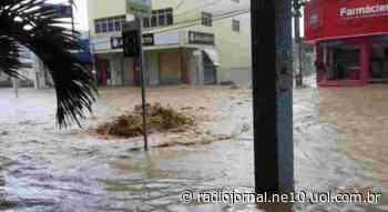 Em quase uma semana, Arcoverde registrou mais de 200 mm de chuvas - NE10