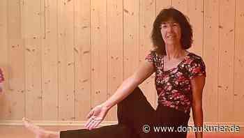 Schrobenhausen: 'Jetzt ist die Zeit, sich zurückzuziehen' - In einer kleinen Serie geben Yogalehrer Tipps für zu Hause - heute von Ursula Grimm - donaukurier.de