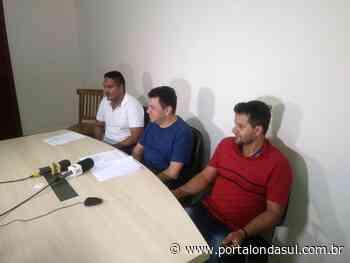 (Atualização) Prefeito de Carmo edita decreto municipal autorizando o funcionamento parcial das atividades comerciais do município - Portal Onda Sul