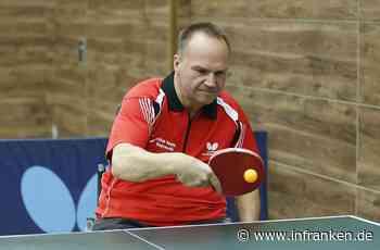 Tischtennisspieler Dietmar Kober fühlt mit Olympioniken