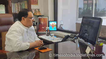 Covid-19: BJP chief JP Nadda appeals party workers to donate Rs 100 to PM Cares Fund