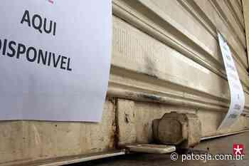 Fiscais sanitários notificam restaurante no Centro de Patos de Minas - Patos Já