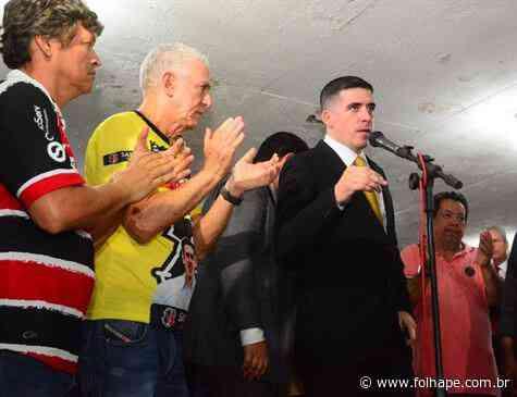 Com pedido de R$ 250 mil em auxílio, Santa Cruz aguarda retorno da CBF - Folha de Pernambuco